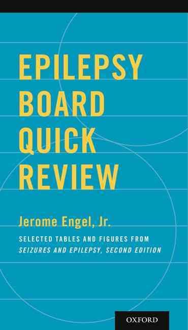 Epilepsy Board Quick Review By Engel, Jerome, Jr.